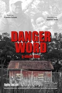 Official Danger Word poster