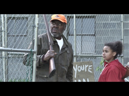 Danger Word stars Frankie Faison and Saoirse Scott